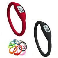 Buy cheap silicone ion watch product