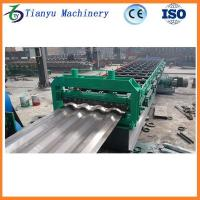 Buy cheap Tianyu container and car carriage plate equipment roll forming machine product