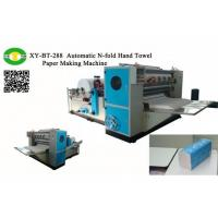 Buy cheap Automatic N-fold Hand Towel Paper Machine product