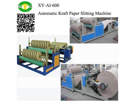 Quality Automatic Kraft paper Slitting Machine for sale