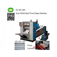 Buy cheap Automatic Glue Laminated Hand Towel Paper Machine product