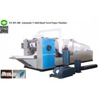 Buy cheap Automatic V-fold Hand Towel Paper Machine product