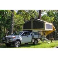 Buy cheap CAMPER TRAILER Heavy Duty ATV Kitchen Caravan camp trailer product