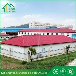 Quality Malaysia Project Low Cost K Type Prefab House/ Prefabricated Office Building for sale