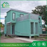 Buy cheap Shipping Container House Prefab Modular Living Container Homes for Sale product
