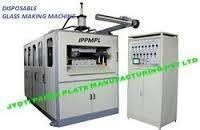 China Fully Automatic Disposable Glass Making Machine on sale