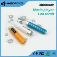 Buy cheap New 3in1 Function Bluetooth 3500mah Power Bank Speaker product