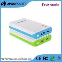 Most Popular High Capacity Cheapest Customized 6600mah Portable Power Bank