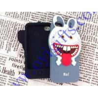 Buy cheap 3D Monster Sharp Tooth Rabbit Silicone phone cover product