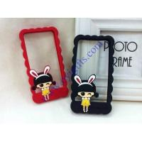 Buy cheap Cartoon silicone phone holder frame product