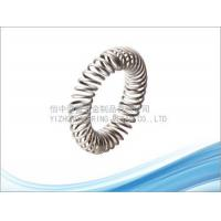 China Extension Spring Round Steel Canted Coil Spring on sale