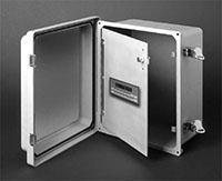 Buy cheap MS827 NEMA 4X/IP65 Enclosure with Instrument Panel Option from wholesalers