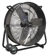 Buy cheap Industrial High Velocity Drum Fan, 610mm, 190-250W from wholesalers