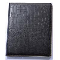 A4 PU and nylon cheap leather briefcase