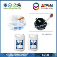 Buy cheap Transparent Liquid Silicone Gel from wholesalers
