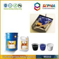 Buy cheap Black Epoxy Potting Compound from wholesalers