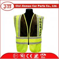EN ISO 20471 Oxford Fabric Safety Vest