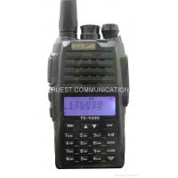 Buy cheap VHF&UHF Dual band camouflage color two way radio TC-VU99CC product