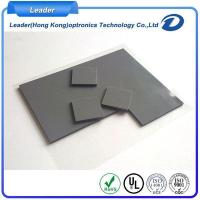 Buy cheap thermal conductivity silicone rubber Silicone Rubber Thermal Insulation Pad product