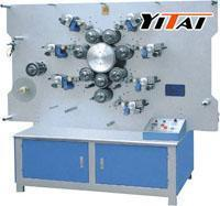 Buy cheap 6-color High-speed Rotating Logo Printing Machine from wholesalers