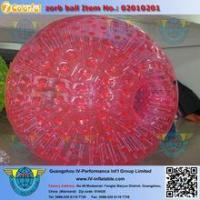 Buy cheap inflatable zorb ball hot sale with discount product