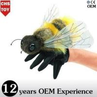 CHStoy bumble bee hand puppet