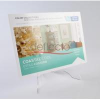 China Deflecto Acrylic Plate Stand on sale