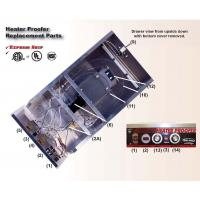 Buy cheap Heater Proofer Pars from wholesalers