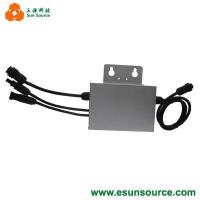 Buy cheap High Quality 22-50v 220v 230w grid tie micro inverter for Solar System used at home product