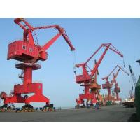 Buy cheap Fixed harbour portal crane product