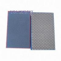 China Diamond Resin Hand Pads For Polishing Stone Surface Item:BVHP-002 on sale