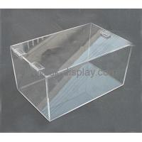 Buy cheap Acrylic food display rectangle case FD-021 from wholesalers