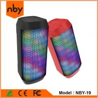Buy cheap Degree 360 Fancy Pulse LED Music Bluetooth Speaker NBY-19 from wholesalers