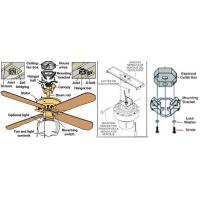 China Ceiling Fan Parts on sale