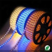 Buy cheap Newest 110v 220v 60led/m IP67 outdoor use rgb led strip 5050 product