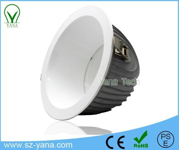 Quality High power 35W 25W 15W 10W 7W wide beam angle led downlight for sale