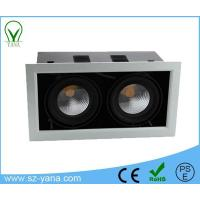 Buy cheap 1 head, 2 head, 3 head cob square led recessed light from wholesalers