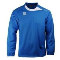 LYS TRAINING SWEATSHIRT L/S AD BLUE/WHITE
