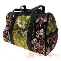 Buy cheap Fashion Jewelry Designer Embroider Ladylike Shoulder Bag- Green Mothers Day Gifts product