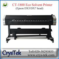 Buy cheap CRYSTEK CT-1800 eco solvent printer product