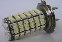 China H7 car led light bulbs,4 watts, 120 pcs 1210 SMD, 12V, Head Lamp on sale