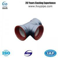China Ductile Iron Tee Joint with Socket End on sale