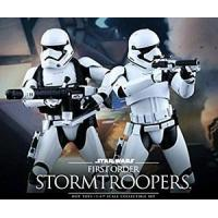 Buy cheap Hot Toys Star Wars the Force Awakens First Order Stormtrooper 2-pack product