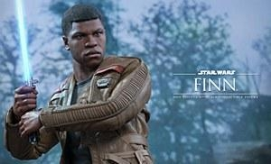 Quality Hot Toys Star Wars the Force Awakens Finn 6th Scale AF for sale