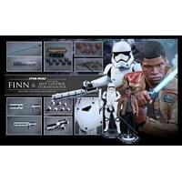 Buy cheap Hot Toys Star Wars the Force Awakens Finn with Stormtrooper 6th Scale AF product