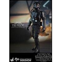 Buy cheap Hot Toys Star Wars Force Awakens First Order TIE Pilot 1:6 product