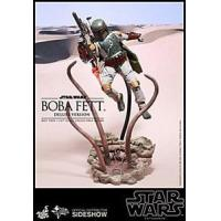 Buy cheap Hot Toys Star Wars Deluxe Boba Fett product