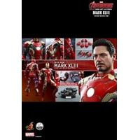 Buy cheap Hot Toys Iron Man Mark XLIII 1:4 Scale Figure product