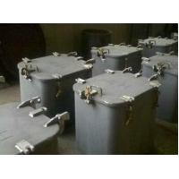 metal products hatch cover