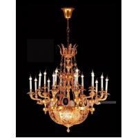 Buy cheap Bronze chandeliers md0443-18+6 product